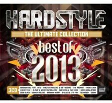 Hardstyle Best Of 2013  The Ultimate Collection [CD]
