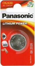 Panasonic Batería Litio CR 2430- 3v - Célula de botón (50 Stück OFERTA)