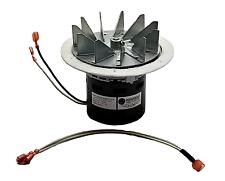 St. Croix de combustión de escape del motor del ventilador Estufa 80P31093-R | 80P20001-R | PH-3000FM