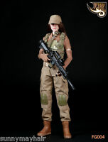 Fire Girl Toys FG004 Military 1:6 Female Figure Combat Clothing Suits Custom NEW