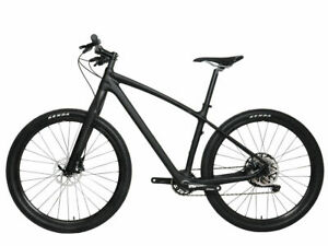 27.5er Carbon Bike Complete Mountain Bicycle Wheels 11s Fork Hardtail