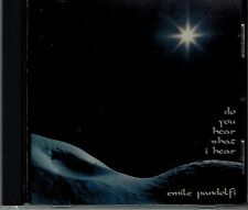 EMILE PANDOLFI - DO YOU HEAR WHAT I HEAR -  MINT CD - 1995