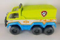 Paw Patrol Truck Jungle Rescue Terrain Vehicle Lights & Sounds