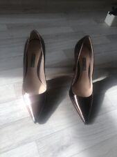 Prada High Heels Ladies Stilletos Well Worn Shoes EU41 UK8 Pointed Toe Pumps Sex