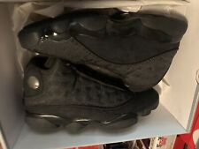 air jordan retro 13 black cat Nike Max Xiii 9.5 Reflective Bred He Got Game Whit