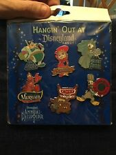 2014 Disneyland annual passholder commemorative collection (Hangin' Out At)