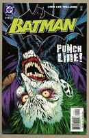 Batman #614-2003 nm 9.4 Jim Lee Scott Williams Joker Harley Quinn Hush Catwoman