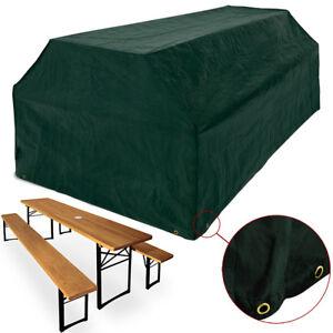 Bâche Résistante En Polyester Pour Ensemble Table Et Bancs - 180X95X76Cm