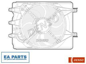 Fan, radiator for FIAT DENSO DER09068