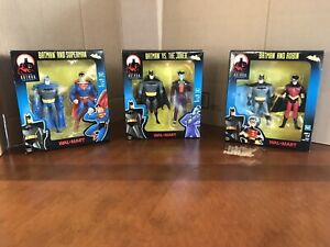 The New Batman Adventures Hasbro Wal-Mart Special Edition Collection 2001 Mint