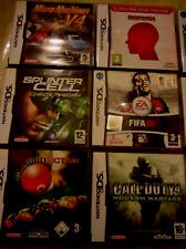 7 Giochi  Vari Nintendo DS