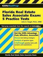 CliffsTestPrep Florida Real Estate Sales Associate Exam : 5 Practice Tests by...