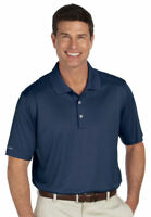 Ashworth Men's Moisture Wicking Polyester Short Sleeve Solid Polo T-Shirt. 3044