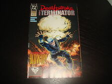 DEATHSTROKE THE TERMINATOR #20   DC Comics 1993 NM