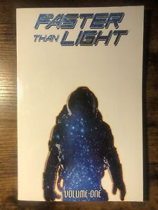 Faster Than Light by Brian Haberlin Volume 1 TPB Softcover Graphic Novel