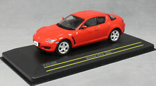 First 43 Mazda RX-8 RX8 in Red 2003 F43-029 1/43 NEW