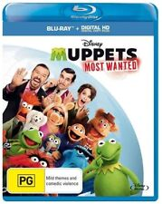 Muppets - Most Wanted ( Blu-ray )