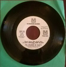 The Children of Plenty WLP 45 Boy Bound For Glory / Try To Catch the Sun MM-190