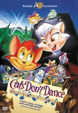 Cats Don't Dance DVD Region 1