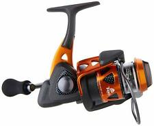 Okuma Trio 30S 6.1:1 Left/Right Hand Spinning Reel, Orange/Black - Trio-30S