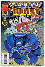 UNCANNY ORIGINS #6 featuring THE BEAST - Dave Hoover - Feb 1997 - NM