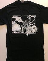 MORBID ANGEL T shirt Death Metal MAYHEM WATAIN DISMEMBER Napalm Terrorizer S-XL