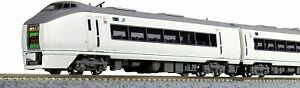 Kato 10-1584 JR Limited Express Series E651 'Super Hitachi' 7 Cars N scale Set