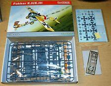Fokker E.III (PROFIPACK) von Eduard 1/48