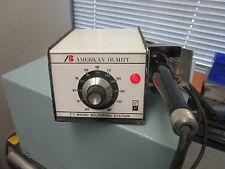 American Beauty/ American Electrial Heater Model: T-7 Micro Soldering Station <