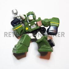 TRANSFORMERS G1 - 2008 Robot Heroes - Autobot Hound (Decoys Keshi)
