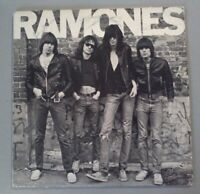 THE RAMONES - AUTOGRAPHED BY ALL 4 ORIGINAL - HAND SIGNED SASD 7520 802LP