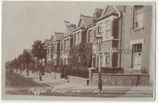 Riffel Road Willesden, London 1911 RP Postcard B831