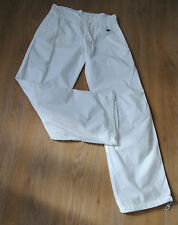 Women's NIKE  trousers White Color Size S BNWT