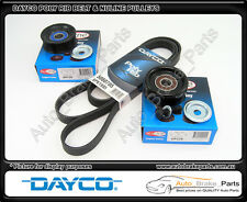 Dayco Main Drive Belt & Nuline Pulleys suit HOLDEN COMMODORE VT 5.7L V8 LS1