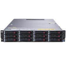 HP Proliant DL180 G6 12 x 3.5 Bays 2 x Intel Quad Core Xeon E5620 32GB RAM 12LFF