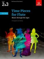 ABRSM Time Pieces for Flute, Volume 2 Music through the Ages in 3 Volumes Flute