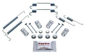 for DAEWOO LANOS 1997-2004 REAR L & R Drum Brake Shoe Fitting Kit (SH0710)