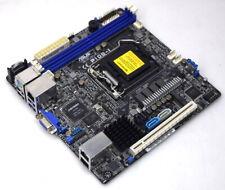 Asus P10S-I REV 1.02 P10S I mITX Mainboard Intel Sockel 1151 PCI SATA DDR4 RAM