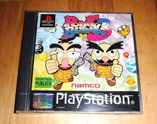 Point Blank 3 neue Fabrik versiegelt PS1 Playstation 1 Spiel PAL Version