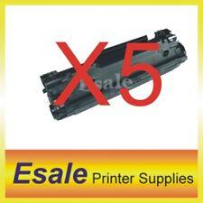 5 X Comp. HP CB436A For LaserJet M1120 M1522N P1505