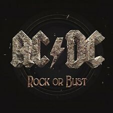 AC/DC - Rock or Bust [New Vinyl] Gatefold LP Jacket, 180 Gram