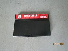 wolfchild / master system / SEGA