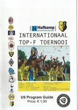 VVV VENLO 03 TOERN 2013 Incl TOTTENHAM HOTSPUR  and others