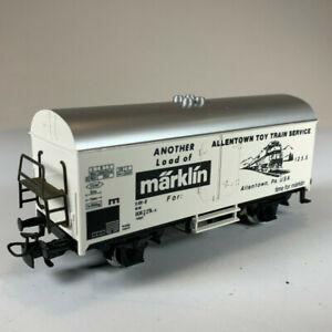 Marklin HO Allentown Toy Train Service Reefer Refrigerator Wagon MF-87