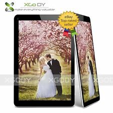 "XGODY 9"" Android 4.4 Quad Core Allwinner Dual Camera WIFI TABLET PC A7 Bluetooth"