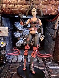 Dc Collectibles Batman Arkham City Harley Quinn Figure