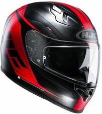Not Rated Full Face HJC Motorcycle Helmets
