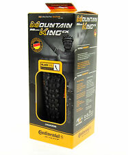 Continental Mountain King CX RaceSport 28x1.25 (32-622) 700x32 Folding Tire
