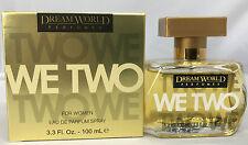 DREAM WORLD WE TWO EAU DE PARFUM SPRAY FOR LADIES WOMEN 100ML