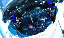 VW BUG BUS GHIA BLUE BILLET 12V ALTERNATOR / GENERATOR PULLEY EMPI